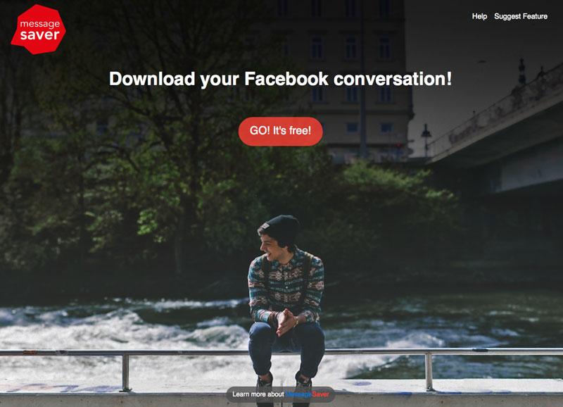 Startseite MessageSaver