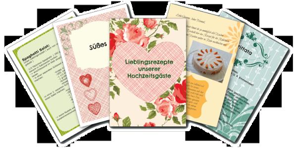 Hochzeitskochbuch
