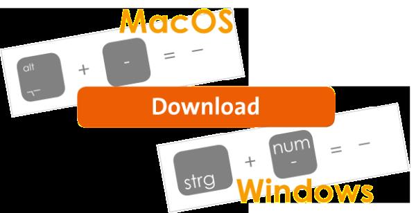 Download Sonderzeichen